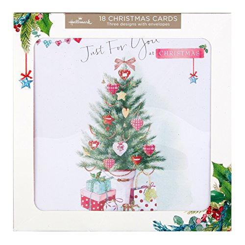 hallmark-bumper-christmas-card-pack-just-for-you-18-cards-3-designs
