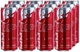 Red Bull Energy Drink Cranberry Dosen Getränke Red Edition 12er Palette, EINWEG (12 x 250 ml)