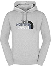 The North Face M DREW PEAK HOODY Sweat Capuche Homme Gris THE NORTH FACE