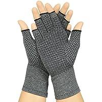 Arthritis-Handschuhe, Baumwolle und Spandex Handschuhe, für Rehabilitationsstöße, Hände warm halten, schmerzlindernd... preisvergleich bei billige-tabletten.eu