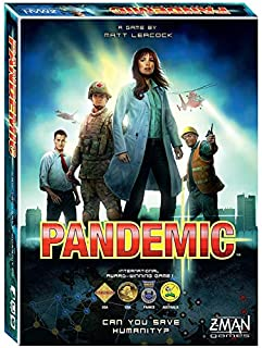 Z-Man Games Pandemia, Gioco da tavolo (B00A2HD40E) | Amazon price tracker / tracking, Amazon price history charts, Amazon price watches, Amazon price drop alerts