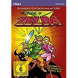 The Legend of Zelda / Die komplette 13-teilige Kultserie