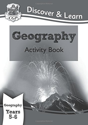 KS2 Discover & Learn: Geography - Activity Book, Year 5 & 6