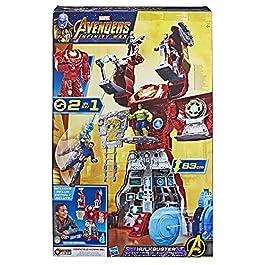 Avengers: Infinity War – HulkBuster Playset, E0565EU4