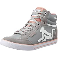 Drunknmunky, BOSTON CLASSIC 304, SNEAKERS DONNA, GREY-ROSE (39)