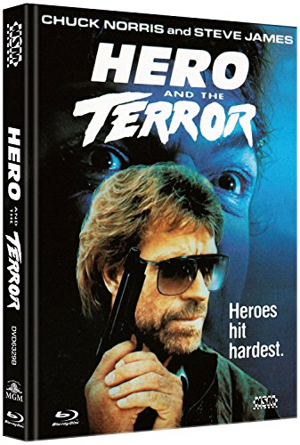 Hero - uncut (Blu-Ray+DVD) auf 444 limitiertes Mediabook Cover B [Limited Edition]