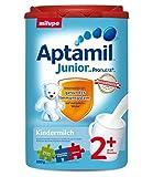 Aptamil Kinder-Milch Junior 2+ ab dem 2. Jahr, 4er Pack (4 x 800g)