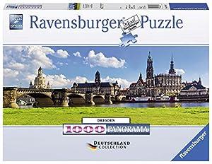 Ravensburger 19619 Puzzle Puzzle - Rompecabezas (Puzzle Rompecabezas, Ciudad, Niños y Adultos, Dresden, Niño/niña, 14 año(s))