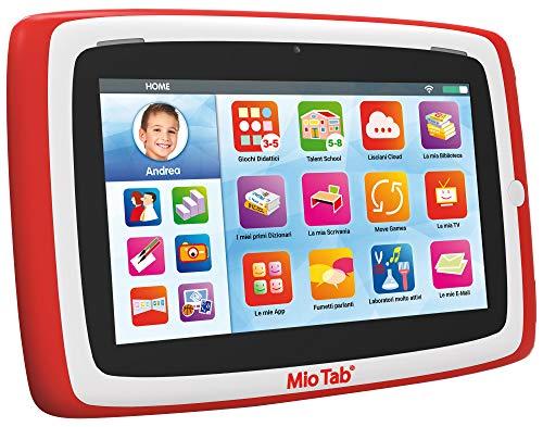 """tablet lisciani 6 12 anni Liscianigiochi-Mio Tab 7"""" Evolution Tablet Prescolare"""