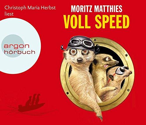 Voll Speed (Erdmännchen-Krimi, Band 2) - Zoo Kumpels