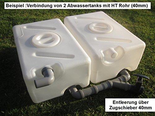 wassertank frischwassertank abwassertank 90 l wohnmobil. Black Bedroom Furniture Sets. Home Design Ideas