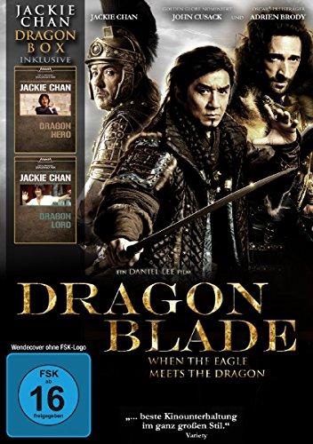 Jackie Chan - Dragon Box [3 DVDs]