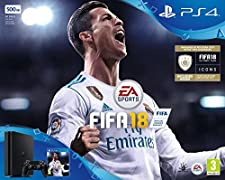 PS4 Slim 500Go + FIFA 18