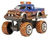 DICKIE 203742000 - Eat My Dust Rally Monster 3-Sortiert, Fahrzeug