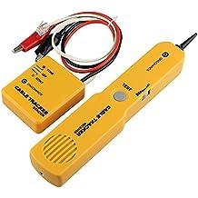 Red de teléfono de cable de prueba vorrichtung línea Perseguidor Cable de alambre de tóner,