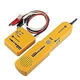 Câble réseau téléphone appareil de contrôle ligne Câble verfolger fil de toner, RJ11RJ45