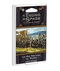 Asterion 9212-Il Trono di Spade LCG la MIA pretesa al Trono, edición Italiana