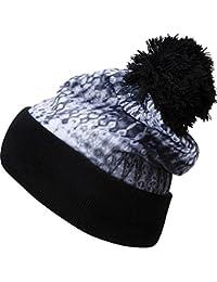 MYRTLE BEACH bonnet tricot avec pompon - MB7101- Taille unique