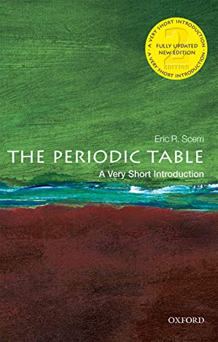 The Periodic Table: A Very Short Introduction (Very Short Introductions) (English Edition)