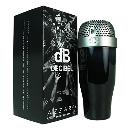 Loris Azzaro Db Decibel Eau De Toilette Spray for Men 3.4 Ounce