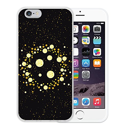 iPhone 6 6S Hülle, WoowCase Handyhülle Silikon für [ iPhone 6 6S ] Liebe Streifen Handytasche Handy Cover Case Schutzhülle Flexible TPU - Transparent Housse Gel iPhone 6 6S Transparent D0433