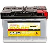 Panther Solar DC Pro 12 V / 100 Ah (C100) 95602 Antrieb Beleuchtung Batterie Versorgungsbatterie