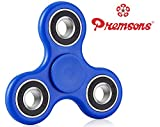 #7: Premsons Fidget Spinner, Dark Blue/Black