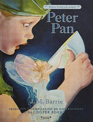Peter pan(ilustr.cooper edens) por J. M. Barrie