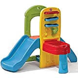 Step2 Kids Play Ball Fun Outdoor Indoor Slide and Climber Play Center for Toddlers with Play Balls