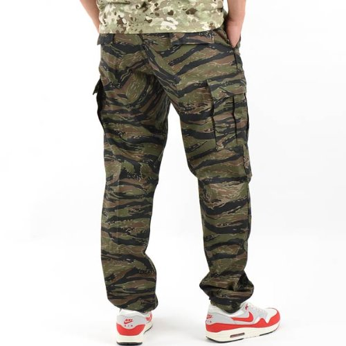 rothco Ultra Force BDU Twill Pants tiger stripe camo Ultra Force Tiger Stripe Camo