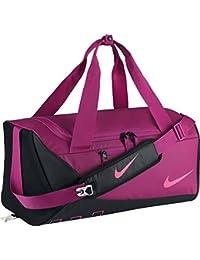 Nike Ya Alph Adpt Crssbdy Dffl Bolsa de Deporte, Hombre, Rosa (Vivid Pink / Black / Digital Pink), Talla Única