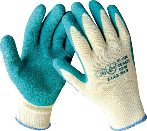1 paire de gants en tricot latex