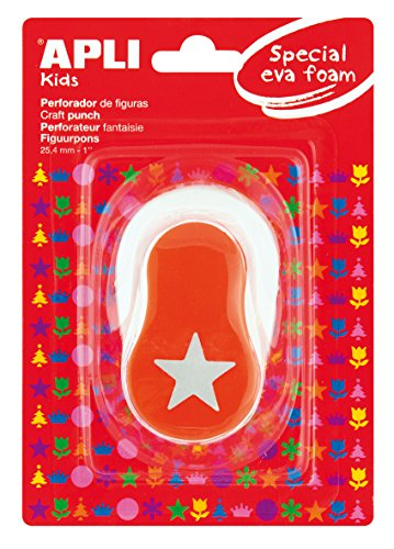APLI Kids 13298 - Perforadora especial goma EVA figura