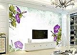 Quadri moderni soggiorno xxl poster Foto Wallpapers Fiori Purple Wall Murales Grande Nature Leaf Wall Papers Home Decor Soggiorno Camera da letto Murales dipinti