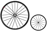 Fulcrum Racing Zero carbonshim Wheels, Black, Single