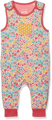 Kite Baby Mädchen Latzhose Posy Dungarees Multicoloured (Multi), 62