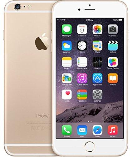 Apple iPhone 6 Plus (Gold, 16GB)