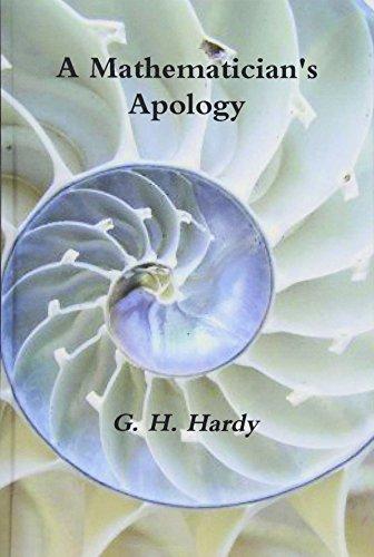 A Mathematician's Apology por G.    H. Hardy