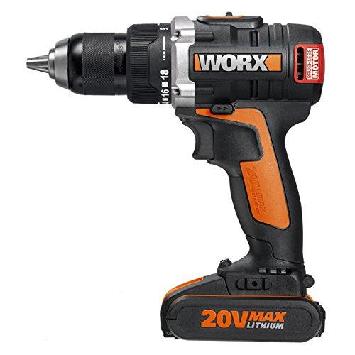 WORX WX175 drill Negro
