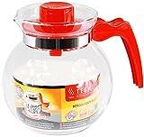 Termisil Teekanne Teebereiter Glaskanne Saftkrug Wasserkrug Bistro Krug
