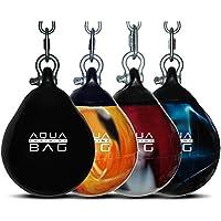 - Saco de boxeo Aqua, todos los tamaños y colores., color naranja, tamaño 12 pulgadas