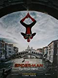 Spider Man Far from Home Affiche Cinéma Originale Pliée (Format 160x120 cm) Preventive B