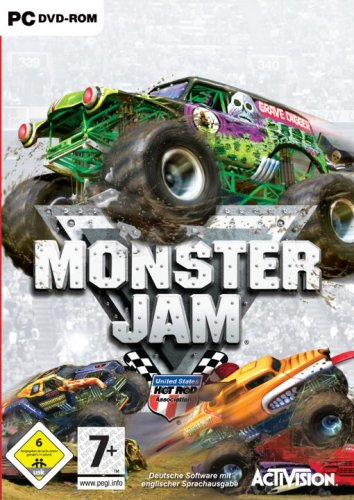 Monster Jam - Spiele Monster Jam