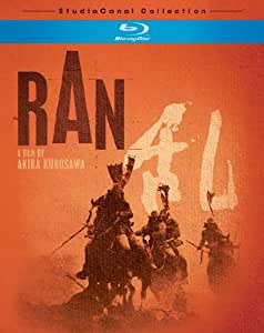 Ran  [1985] [US Import] [Blu-ray] [Region A]