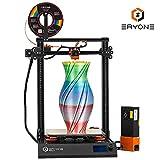 Eryone 3D Printer Thinker S, superficie di stampa PEI super silenziosa, magnetica e flessibile, asse XYZ migliorato, estrusore e piattaforma di stampa