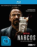 Narcos - Die komplette Staffel Drei  Bild