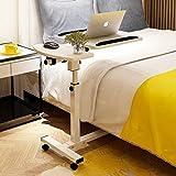 Hongyan C-Typ-Laptop-Fach kann angehoben Werden Rad Halterung Laptop Schreibtisch Schreibtisch Sofa/Schlafzimmer / Bettwäsche Tisch (Farbe : 2#)