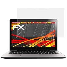 2 x atFoliX Protector Película Lenovo IdeaPad U330 Touch Lámina Protectora - FX-Antireflex-HD Antirreflejo para pantallas de alta resolución