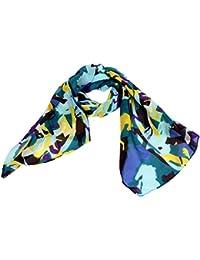 Accessoire pour Femmes Calonice Amorino Écharpe tube motif équestrecheval Écharpe de célébrité châle Taille unique 160x0.1x75 cm (LxHxW) 29300