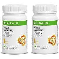 Herbalife Afresh Lemon Flavor, 50g (Pack of 2)